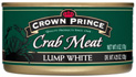 lump white crab meat
