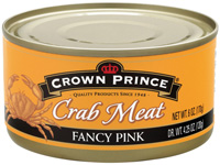 Fancy Pink Crab Meat
