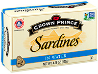 Sardines in Water