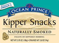 Ocean Prince Kipper Snacks
