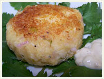 Low Country Crab Cakes